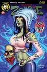 Zombie Tramp Denver Comic Con Exclusive Cover