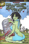 Zombie Tramp Sketch for Mr Millard