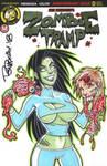 Zombie Tramp Sketch