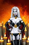Lady Death Scorched Earth Nice Cover