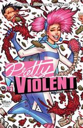 Pretty Violent 1 Cover
