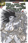 Zombie Tramp Exorcism Sketch Cover