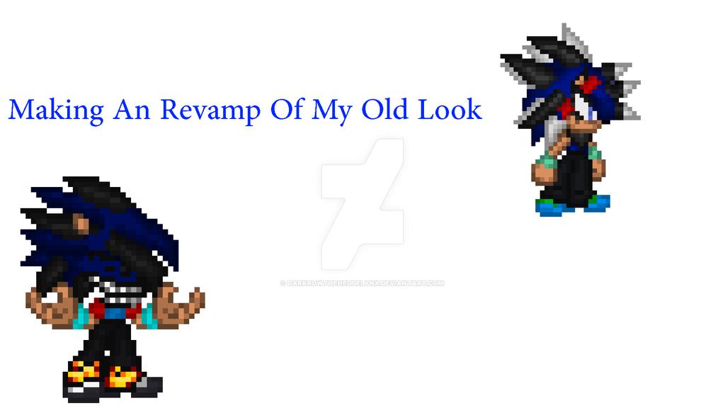 Old Look Revamp by DarkrowTheHedgelynx