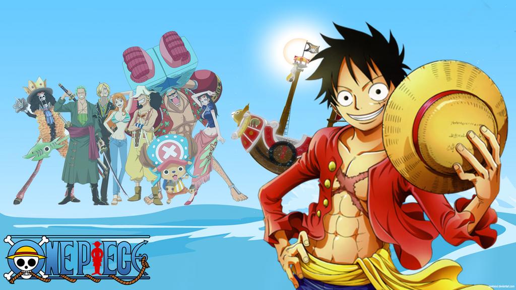 One Piece Luffy HD Wallpaper By GeekSoul