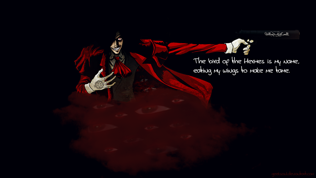 Hellsing Alucard Wallpaper By GeekSoul On DeviantArt