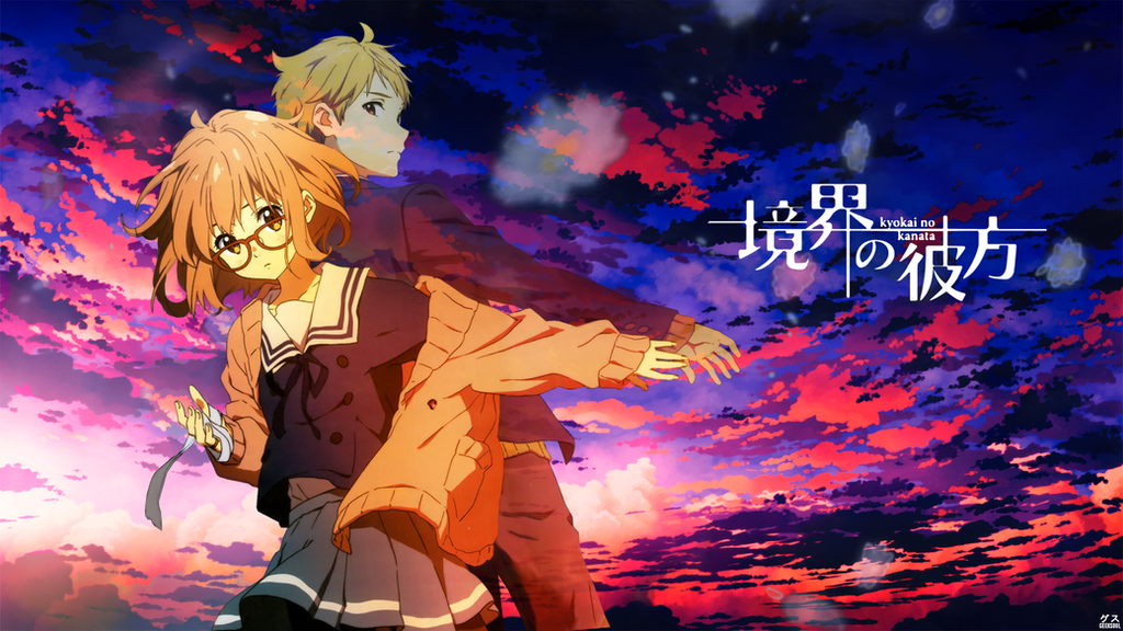 Download Pack Kyoukai No Kanata Episode 1 12 Complete English Subbed