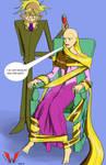 Rapunzel's Headshave