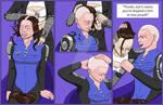 Mass Effect- Jack Shaves Ashley part 2