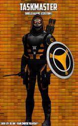 Taskmaster - SHIELD Agent