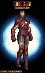Iron Man - Mark7