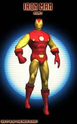 Iron Man Proto Armor
