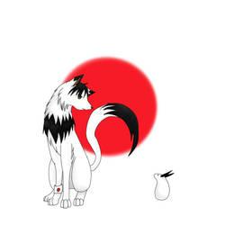 Wolf-Japan