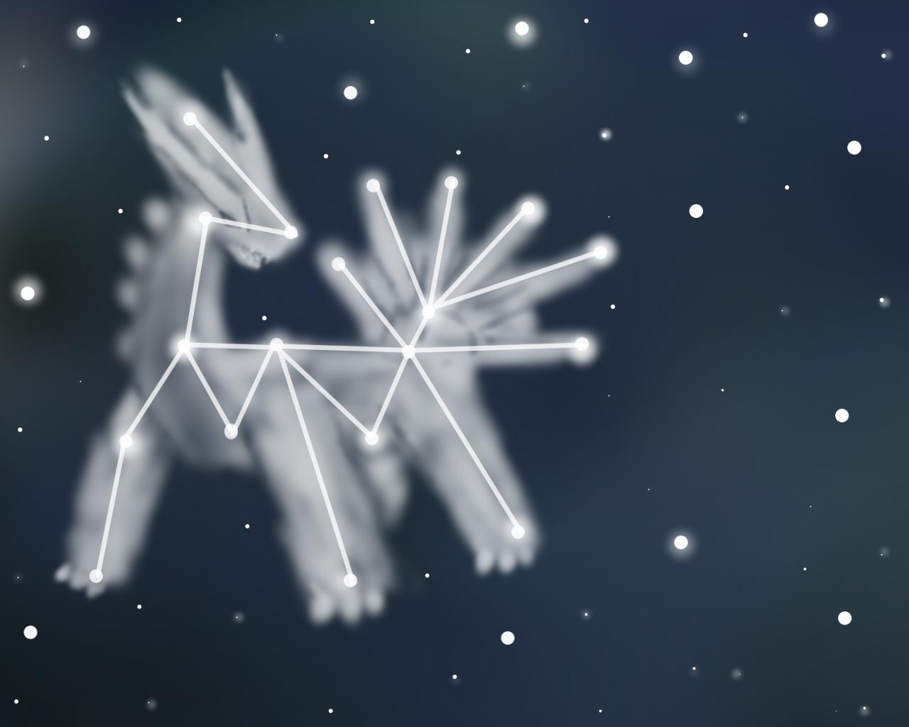 PKMN Constellation- Dialga by Shinkou-san