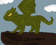 Pixel Dragon Full by soundandscar
