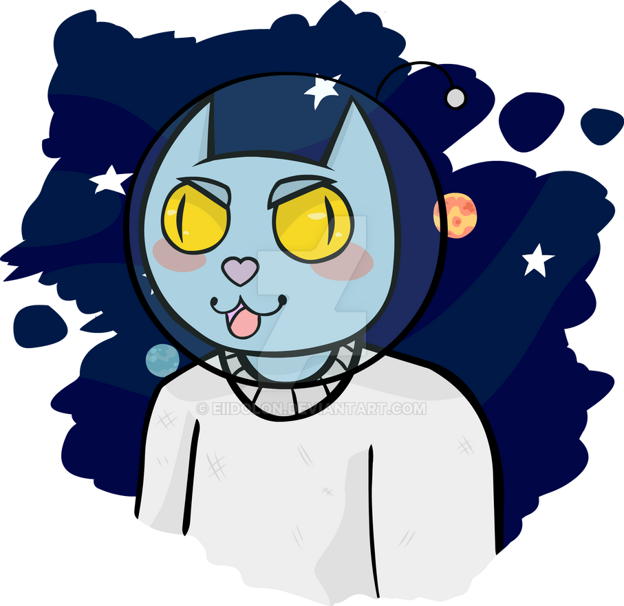 astrocat by soundandscar