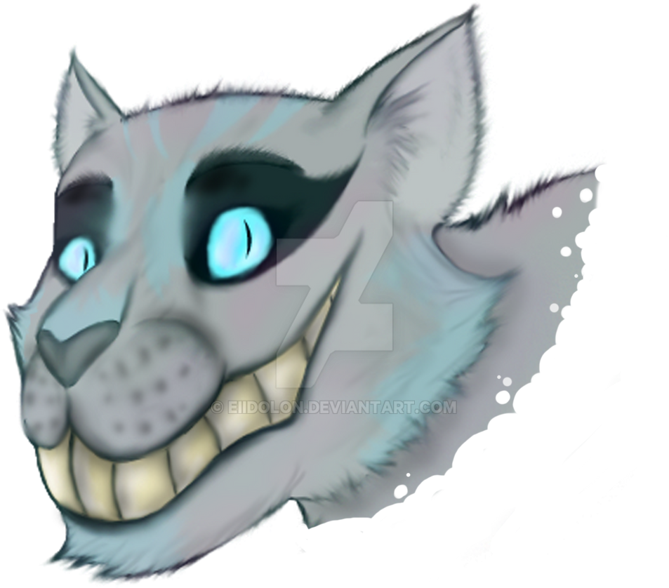 Cheshire cat by soundandscar