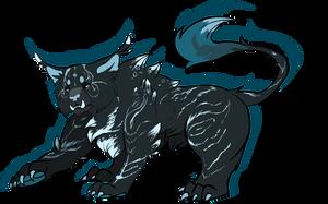 Beastcat by eiidolon