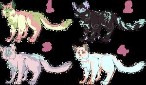 cat point adoptables 0/4 by eiidolon