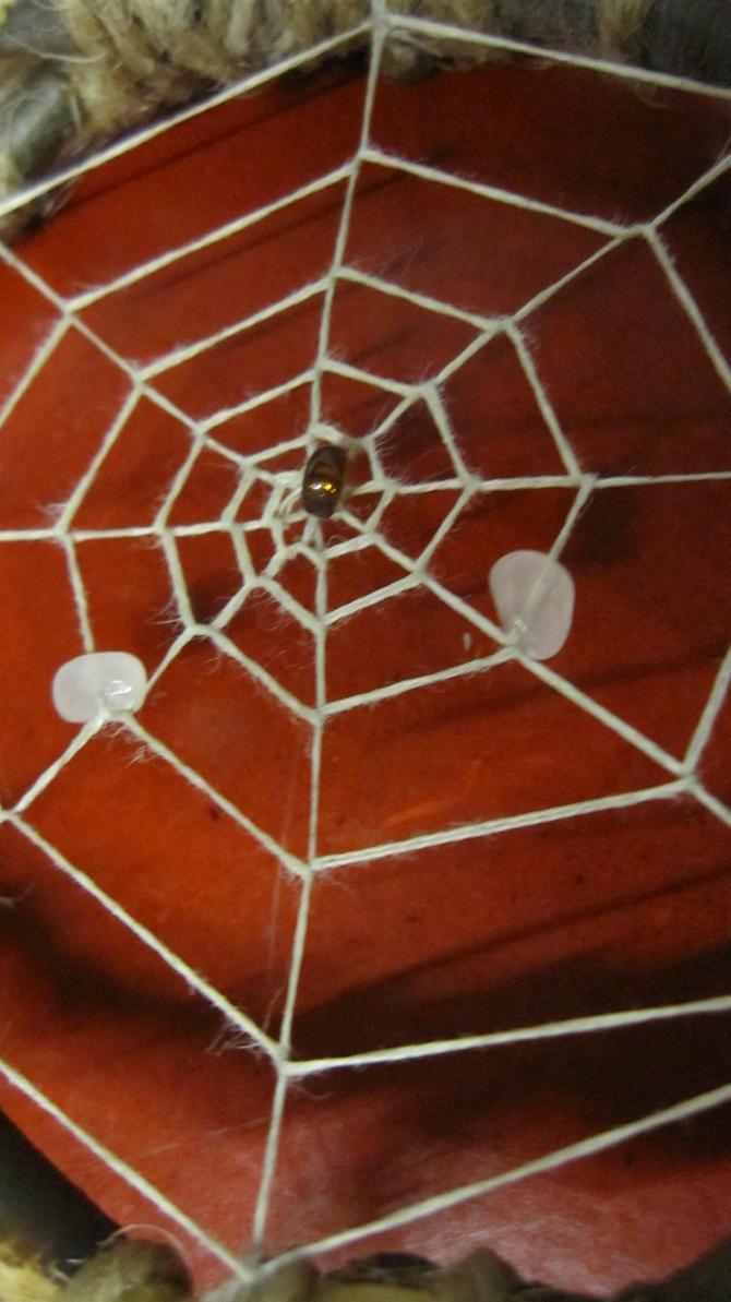 Eco Dream web detail by Arachnoid