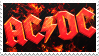AC/DC - Stamp by Metal-Stamps