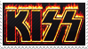 Kiss - Stamp by Metal-Stamps