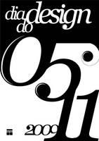 Brazil Design Day Poster by edugusmao