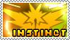 Team Instinct - Stamp by DoctorSiggy