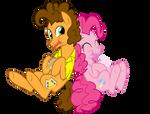 Cheese n Pinkie