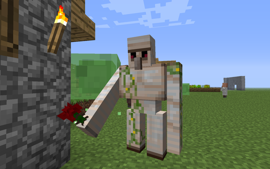 Minecraft Iron Golem Real Life | www.pixshark.com - Images ...