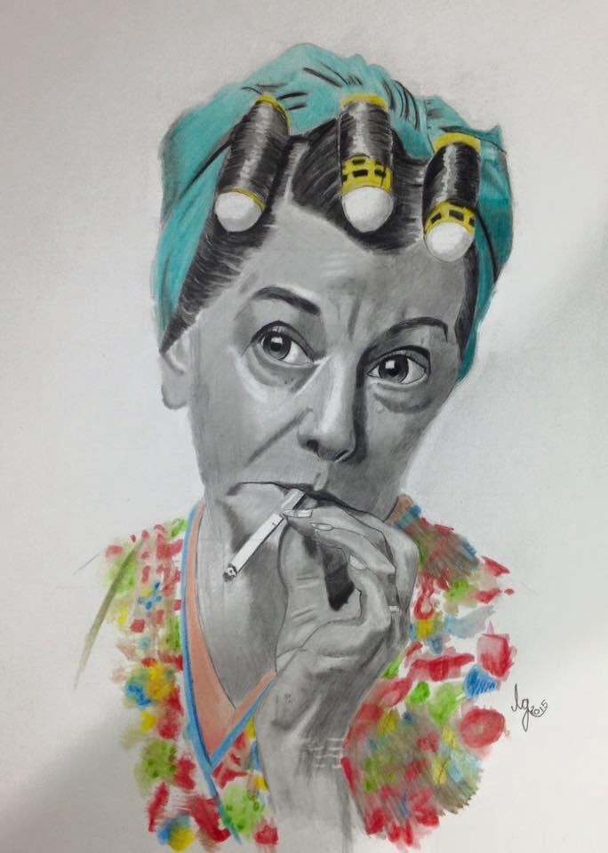 Hilda by LeeGord