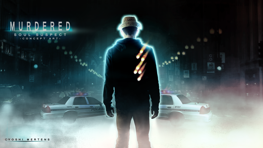 Murdered Soul Suspect Xbox One Go To The Resoration Room