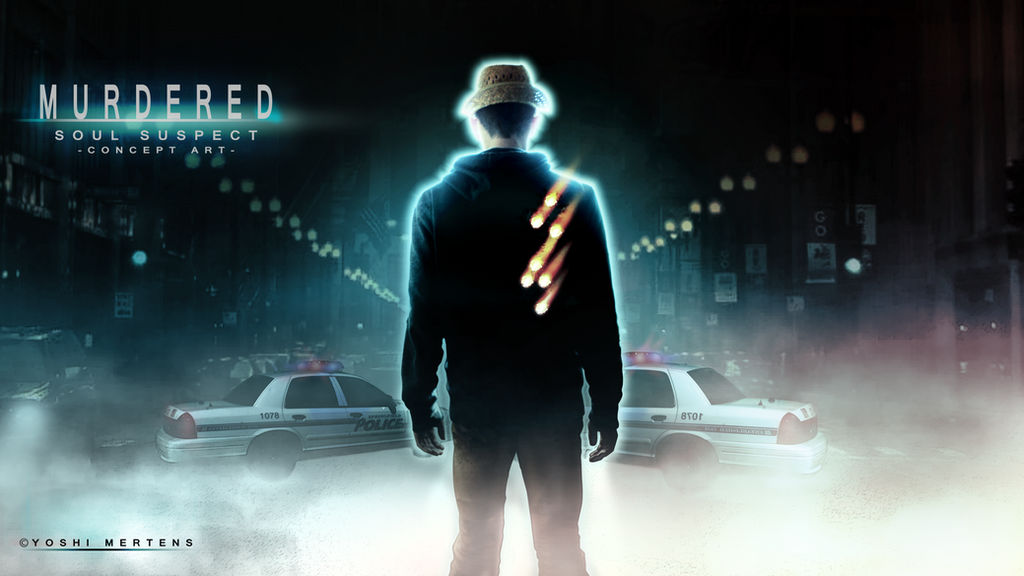Murdered Soul Suspect Concept Art By Kiotho On Deviantart