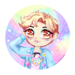 Axel Chbi Icon commission by SophiesDayDream