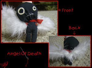 Angel of death by hand-sewers-unite