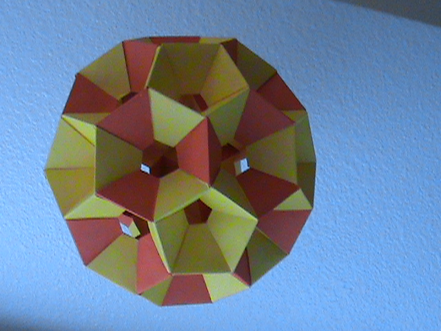 Honeycomb Origami Ball By Sinnersgrin On Deviantart