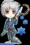 CHIBI - Jack Frost