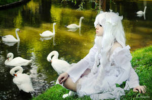 RM_The swan princess by SoranoSuzu