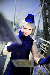 Persona_Card master by SoranoSuzu
