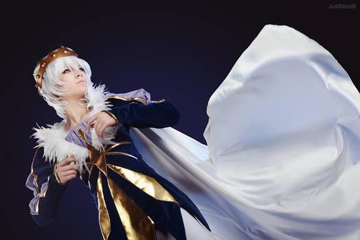 Princess Tutu_Prince Siegfried