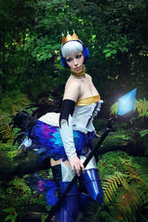OS_In the Elrit forests by SoranoSuzu