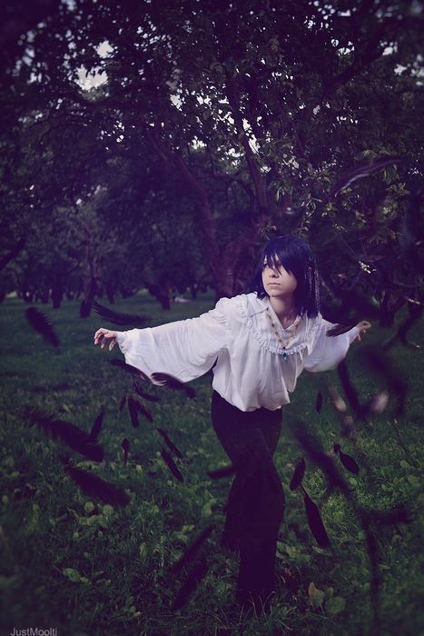 Howl's Moving Castle_Darkness in the soul by SoranoSuzu