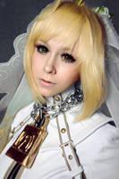 Fate/ExtraCCC_Portrait of bride by SoranoSuzu