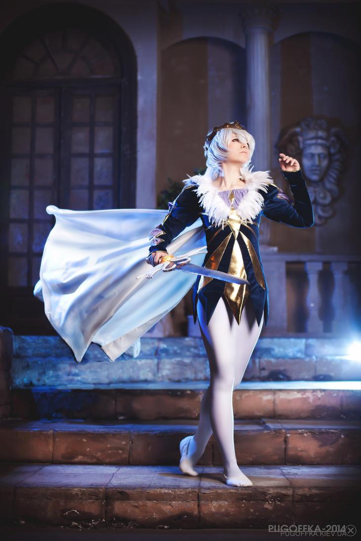 Princess Tutu_Swan prince by SoranoSuzu