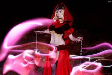 OS_The Witch of Elrit by SoranoSuzu