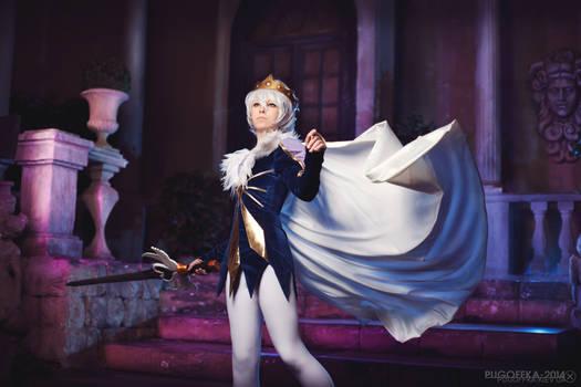 Princess Tutu_Knight of the swan