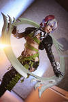 Soul Calibur V_Tira