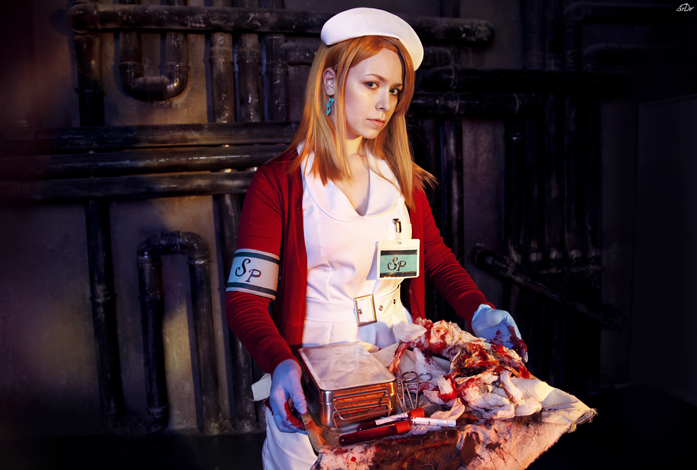 Silent Hill_Lisa Garland by SoranoSuzu