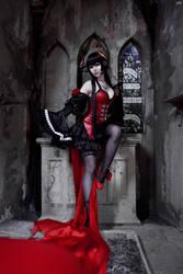 Tekken_Vampire queen by SoranoSuzu