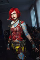 Borderlands 2_Lilith by SoranoSuzu