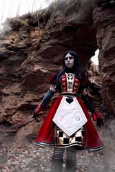 Alice:Madness Returns_Royal suit by SoranoSuzu